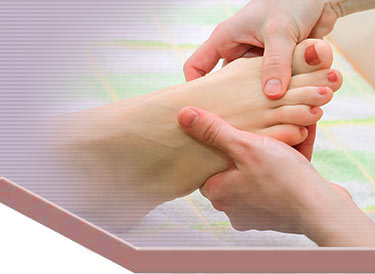 Reflexology available in the Richmond area